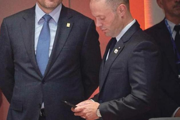 SMS exchanges with Yorgen Fenech another reason for Muscat to go - PN