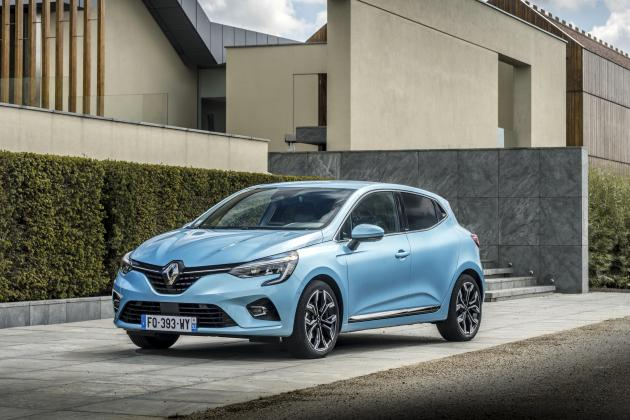 The Renault Clio E-Tech is a stylish electrified supermini