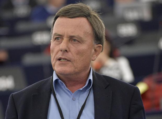 Alfred Sant is again contesting the MEP elections.