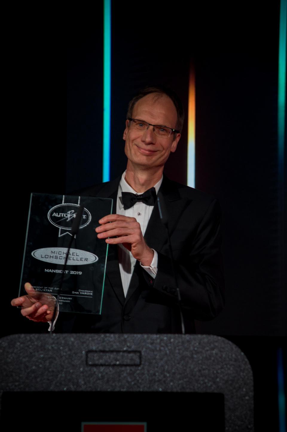 Michael Lohscheller, Opel CEO.