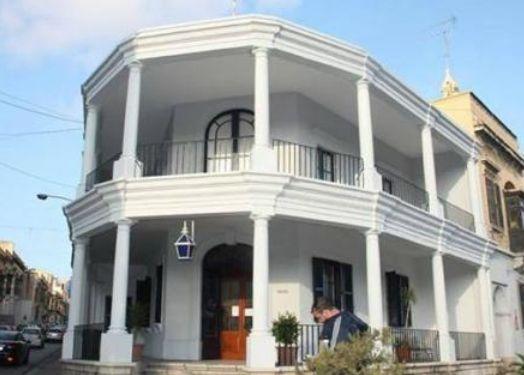 The Msida police station.