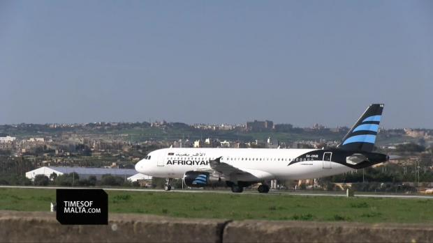 Plane hijack drama in Malta ends; all hostages released