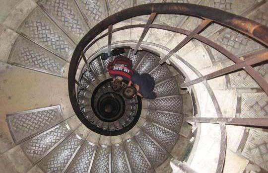 Steps To Eiffel Tower Top : Steps from eiffel tower sell for