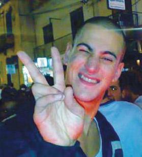 Anthony Taliana was barely 21.
