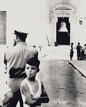 1960: The last time a new bell was inaugurated at the Mdina Cathedral.