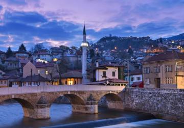 Watch: Sarajevo, a Balkan metropolis (ARTE)