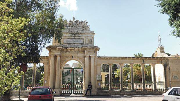 Mount Carmel Hospital, Attard. Photo: Matthew Mirabelli