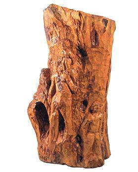 A Refuge – Olive wood