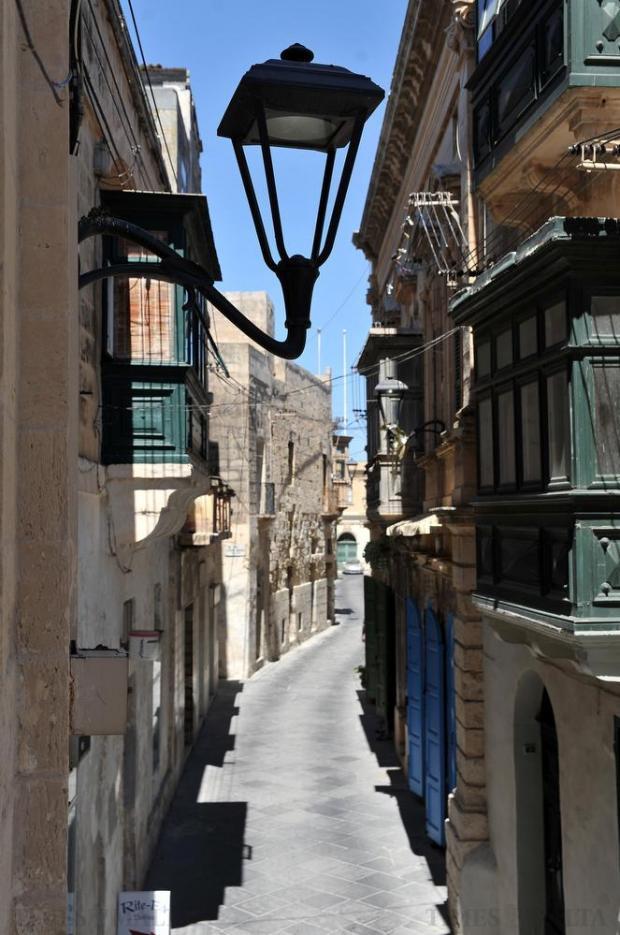 Saint Augustine Street in Rabat on July 20. Photo: Chris Sant Fournier