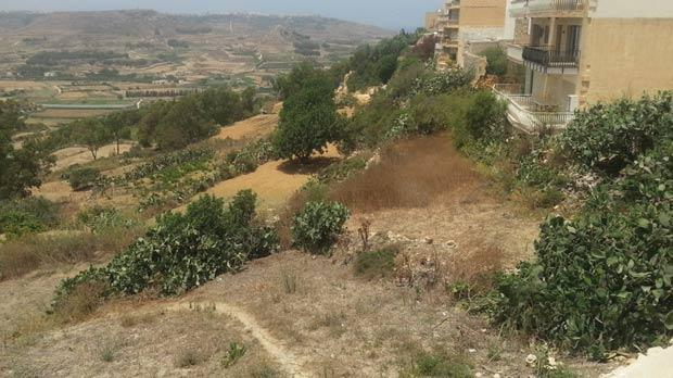 The Mepa board unanimously rejected planning application PA 1822/14, proposing the construction of a dwelling on Marsalforn Road, Xagħra, acknowledging the site's high scenic value.