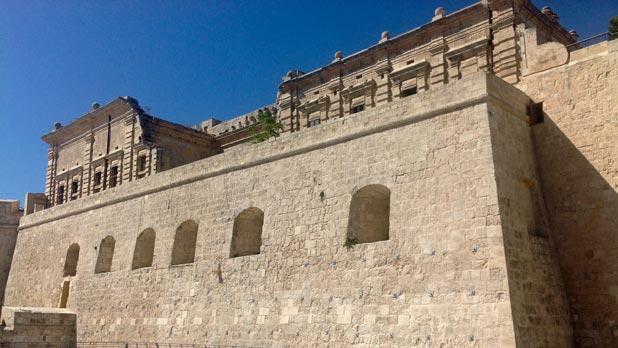 Mdina bastions. Photo: Georgie Talbot