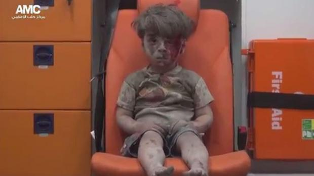 Little Omran Daqneesh moved the world to tears - but for how long?