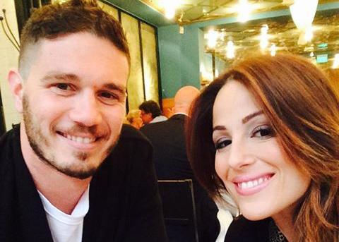 Ira and her boyfriend Sean.