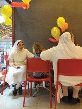 Children Who Live At Angela House Were Yesterday Treated To A Day Of Fun Abbracci