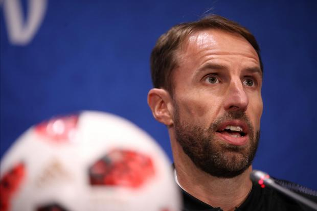 England manager Gareth Southgate hopes to steer England into the World Cup final.