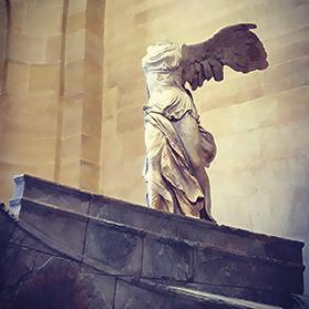 The Winged Victory of Samothace
