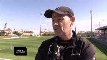 Croatia test will show us where we stand – Neill | Video: Matthew Mirabelli