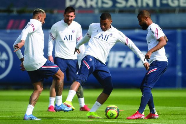 The rise of Paris SG among the continental elite