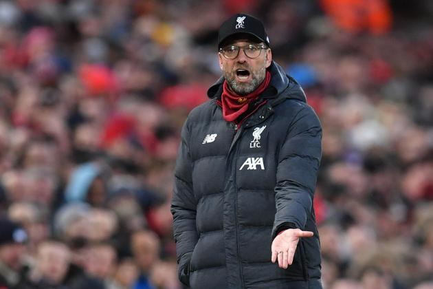 Break brought welcome respite for players, says Klopp
