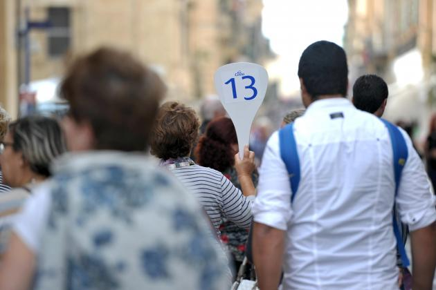 Tourist numbers up in July, with most visitors aged under 44