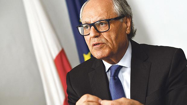 Edward Scicluna's more serious error lies not in what he did but in what he shrank from doing. Photo: Jonathan Borg