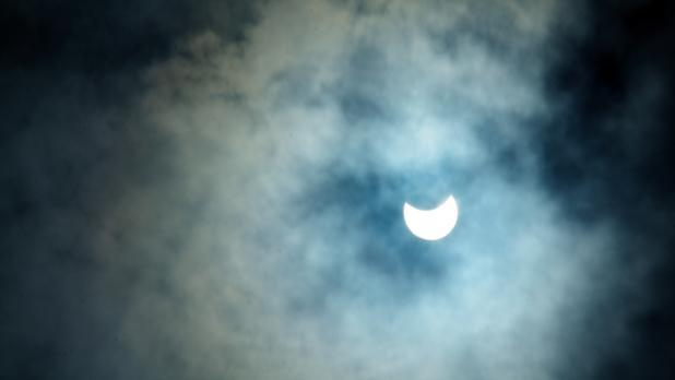 Solar eclipse. Photo: Reno Rapa