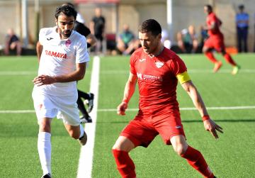 Watch: Balzan hold out for historic qualification