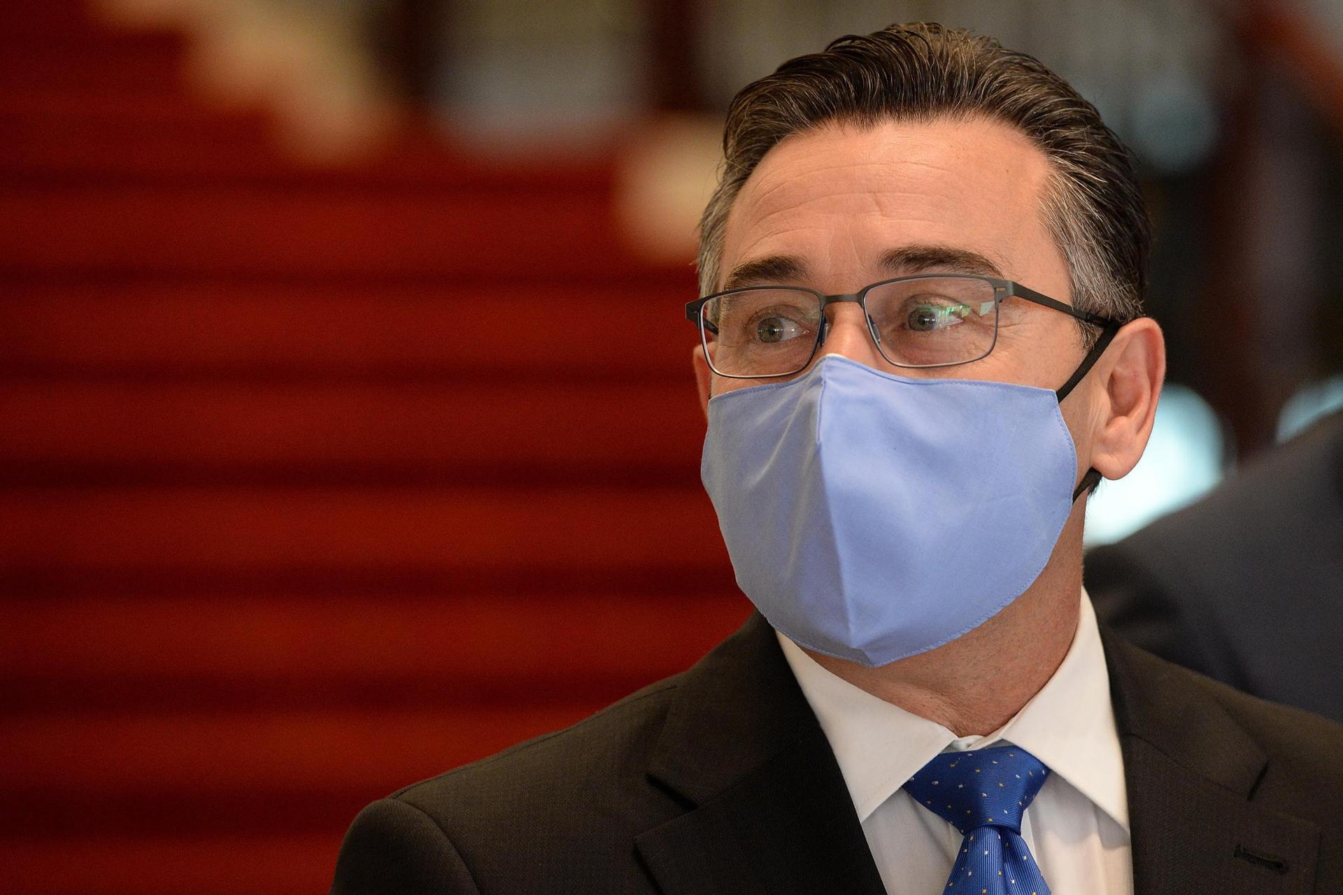 Opposition leader Bernard Grech declared just €5,800 in the bank. Photo: Matthew Mirabelli