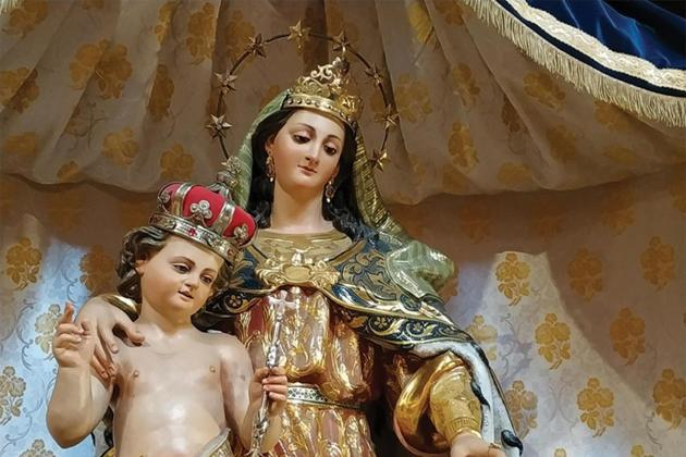 Feast of Our Lady of Divine Grace in Victoria