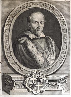 Grand Master Jean Paul Lascaris, in whose reign the murder occurred.