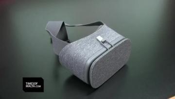 Watch: Virtual Reality game to reduce pain in children undergoing treatment | Video: Matthew Mirabelli