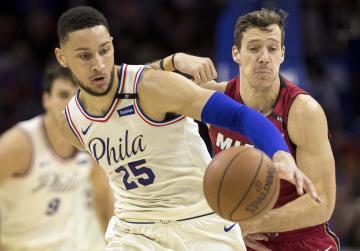 Watch: NBA roundup: Sixers, Warriors advance