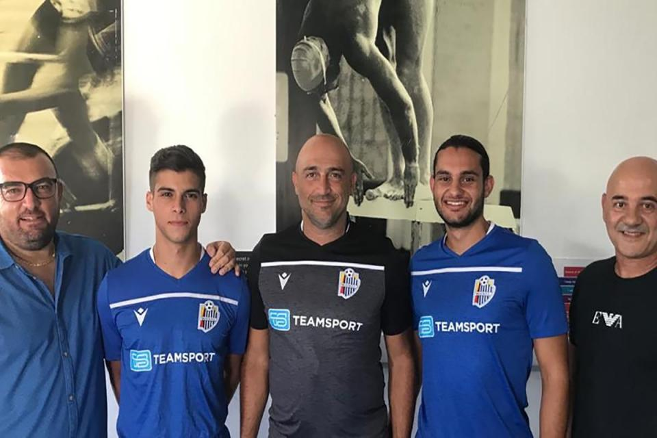 Mosta FC sign Senglea Athletic duo