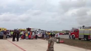 26 injured, five critically, as supercar crashes into crowd at Paqpaqli motorshow