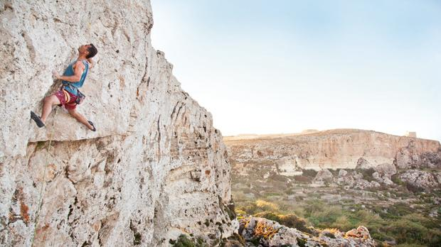 Jeffrey Camilleri heads the Malta Climbing Association.