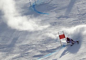 Austria's Hirscher wins second gold with giant slalom triumph