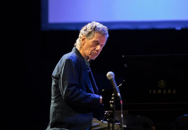 Chick Corea performing in 2017. Photo: Shutterstock