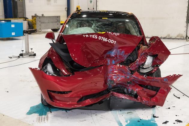 Euro NCAP names safest cars of 2019