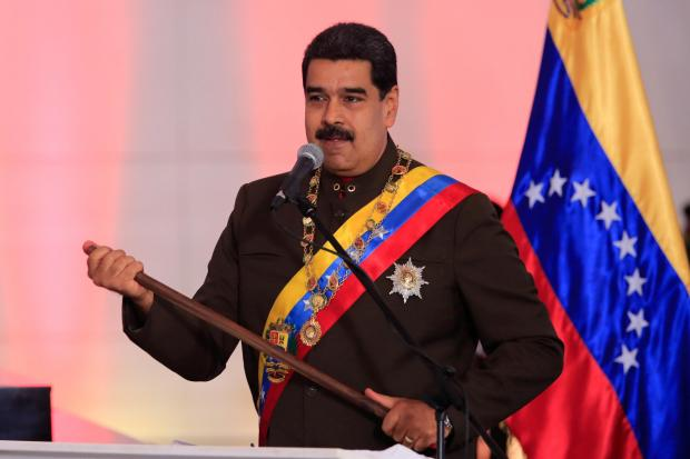 President Maduro has been facing protests for three months already. Photo: Reuters