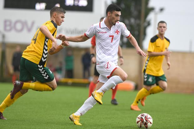 Malta U-19's earned four points in their latest qualifying campaign. Photo: Matthew Mirabelli