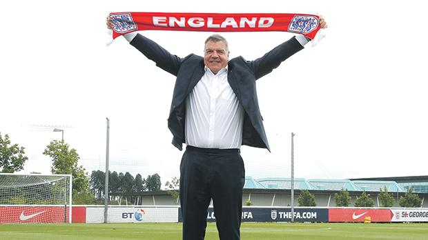 Allardyce Dealing In Reality Not England S Potential
