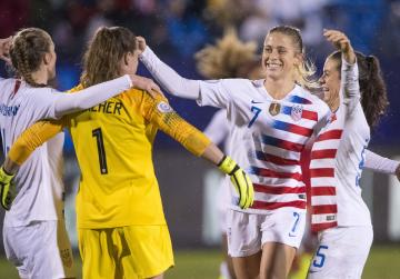 Watch: US Women claim CONCACAF title over Canada