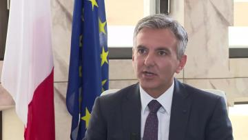 Watch: Simon Busuttil defends PN position backing gay marriage