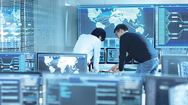 Companies in every industry race to collect and process every piece of data they can. Photo: Shutterstock