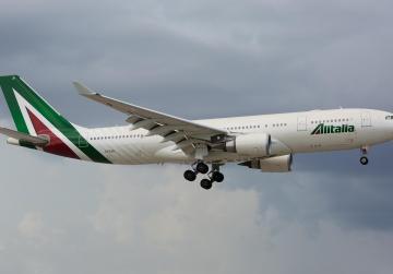 'Alitalia has no money to invest in Air Malta'