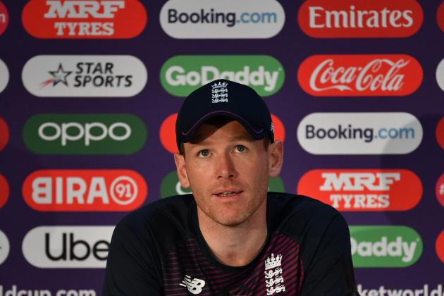 England's Morgan hails McCullum influence ahead of Cricket World Cup final