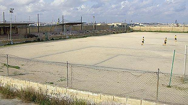 The old Schreiber Sports Ground used to host games from the lower divisions of Maltese football.
