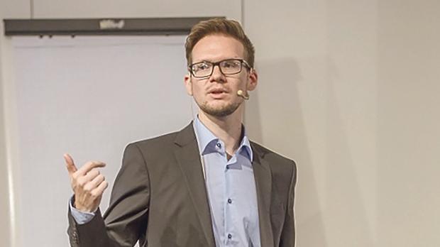 Salamantex GmbH CEO Rene Pomassl