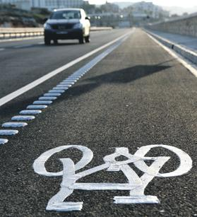 The Bicycle Advocacy Group says the government needs to make cycling a much safer activity. Photo: Chris Sant Fournier
