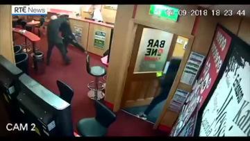 Watch: Great grandfather tackles armed raiders, kicks robbers' backside